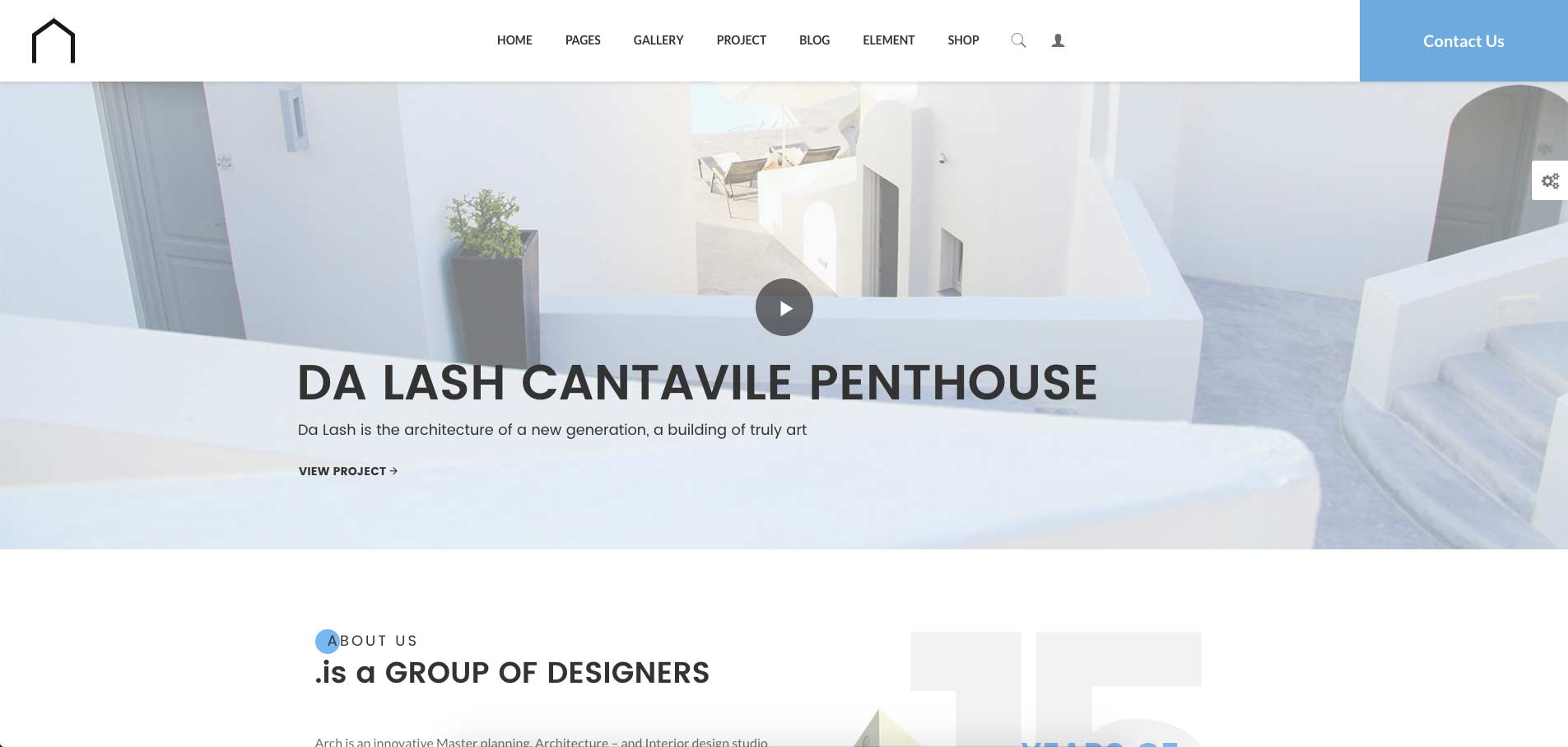 10 best architecture interior design wordpress theme for Architecture interieur design